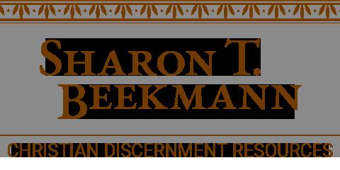 Sharon Beekmann's Website