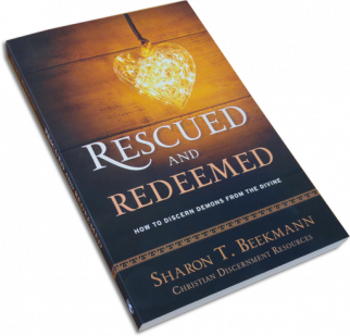 book cover - rescued and redeemed